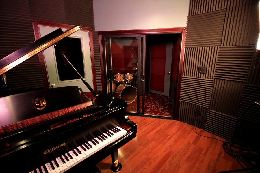 BRC Audio Productions: Studio B