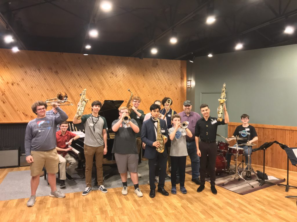 2019 KC Area Youth Jazz Fellows and Directors