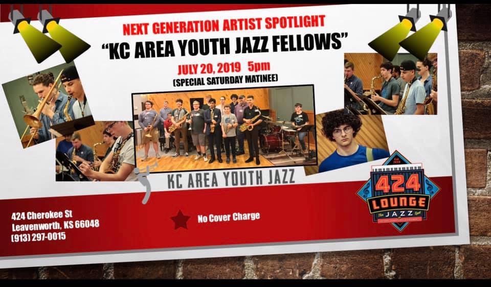 www.YouthJazz.us - FREE CONCERT !!