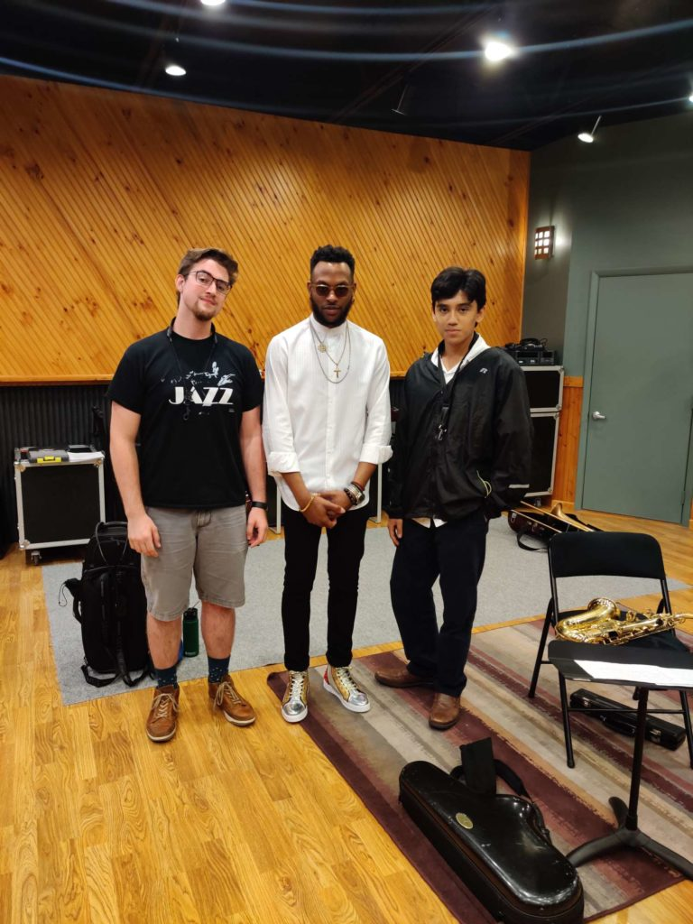 Clinicians from Berklee College of Music